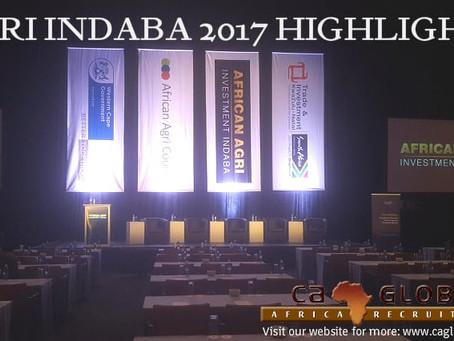 African Agri-Indaba 2017 highlights