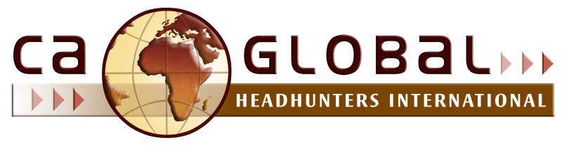 CA Global  Headhunters Slogan Logo__Fowzia Gamiet_Africa Jobs