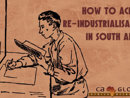 Re-industrialisation in South Africa