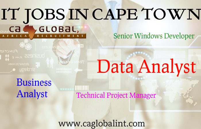Land IT jobs in Cape Town with an asset management company