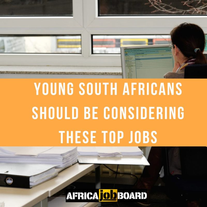 Top Jobs for young South Africans