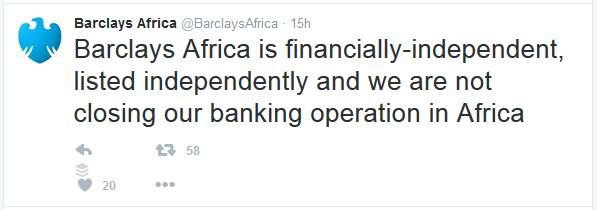 Barclays Africa Jobs Twitter CA Global2