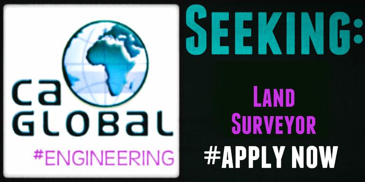 land surveyor job
