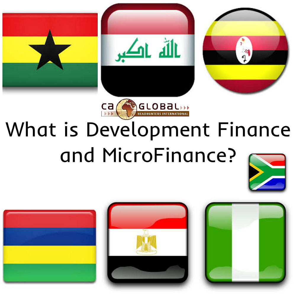 Click this image for Development FInance Jobs in Africa
