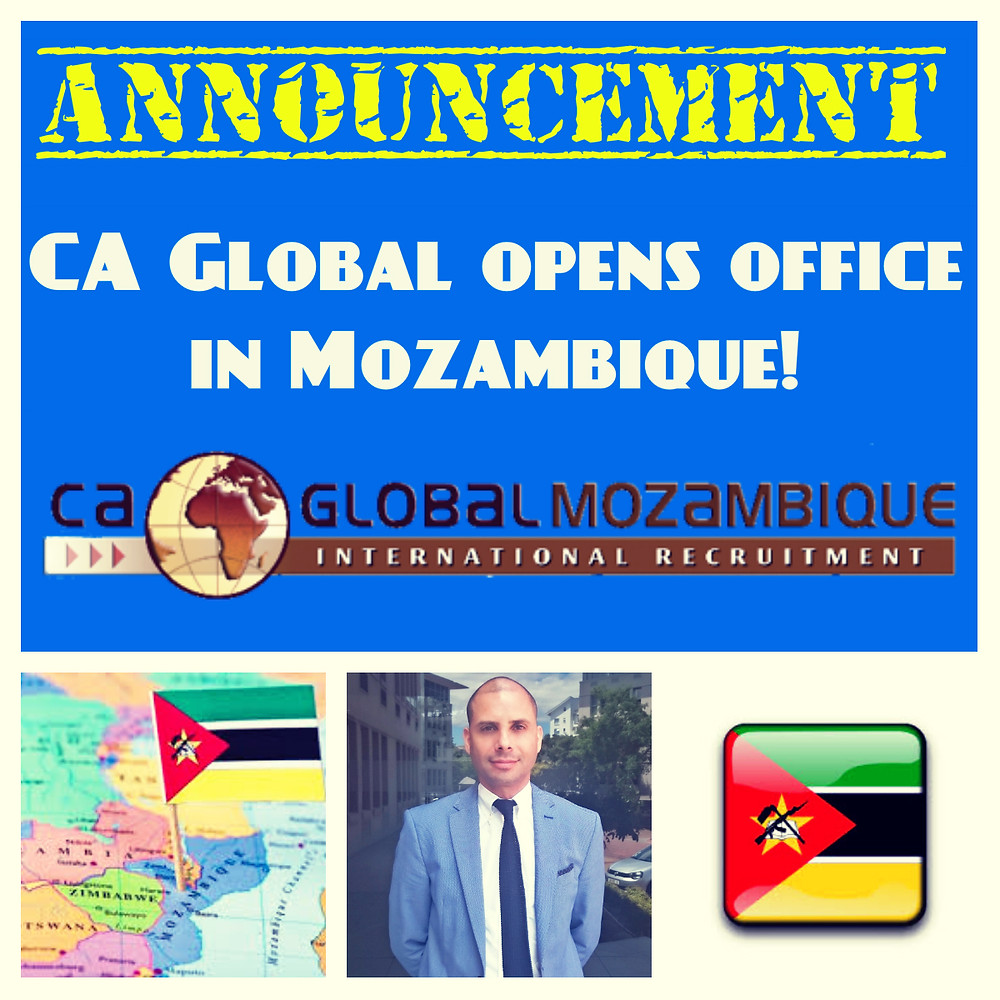 CA Global Mozambique _Africa Jobs_lusophone