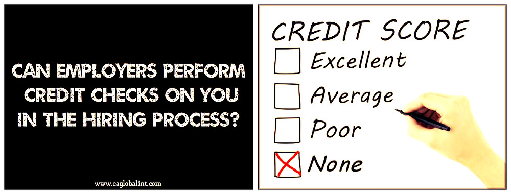 Can employers run credit checks in the hiring process_Jobs in Africa1