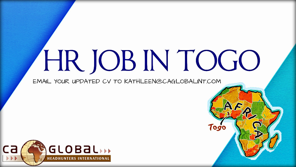 Hot HR Jobs in Africa_Human Resource Manager in Togo