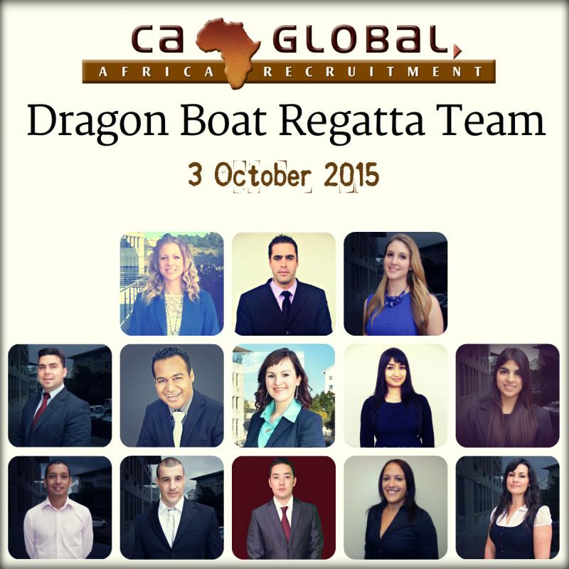 CA Global Dragon Boat Regatta Team