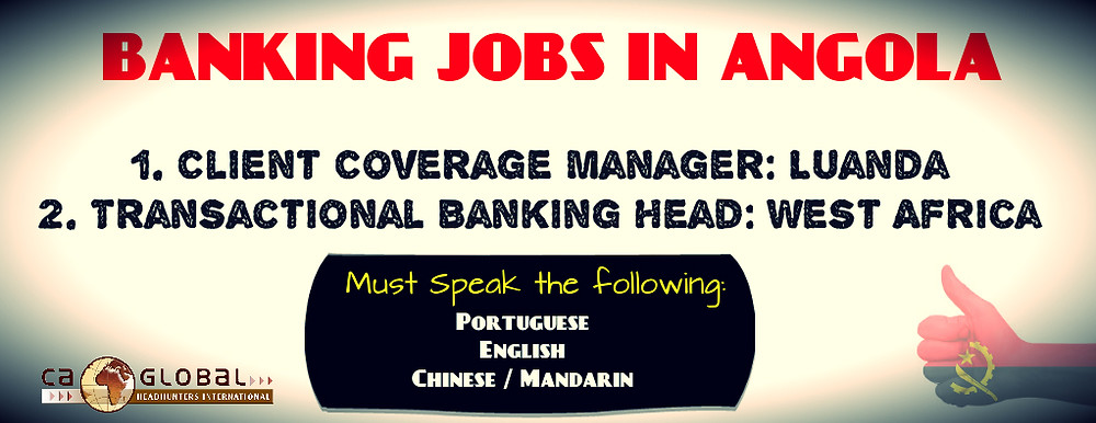 Banking Jobs in Angola