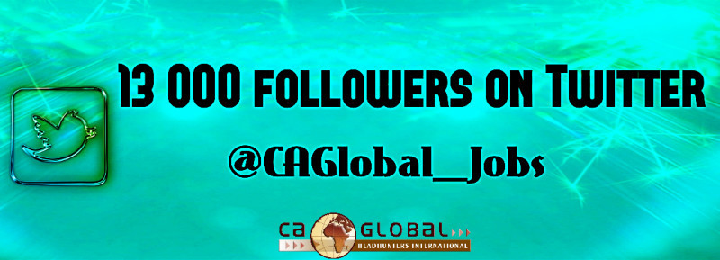 CA Global Headhunters_Twitter Africa Jobs