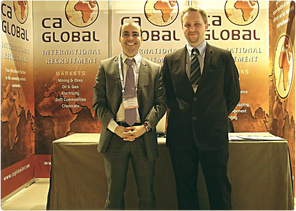 Global Grain Trade members