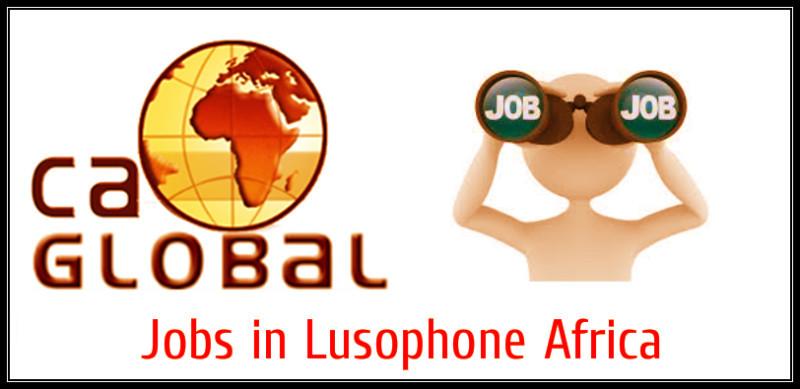 Jobs in Lusophone Africa