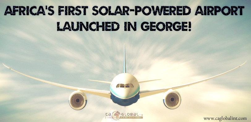 Africa's first solar-powered airport_Jobs in Africa