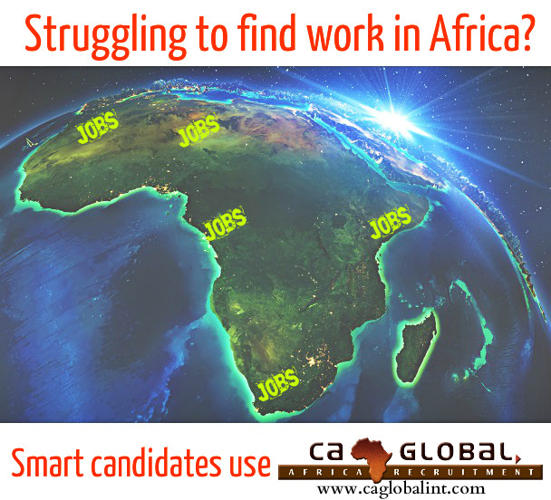 Want to work in Africa_CA Global Headhunters_Jobs in Africa