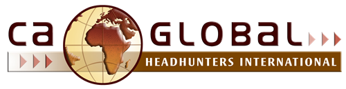 CA Global Headhunters website