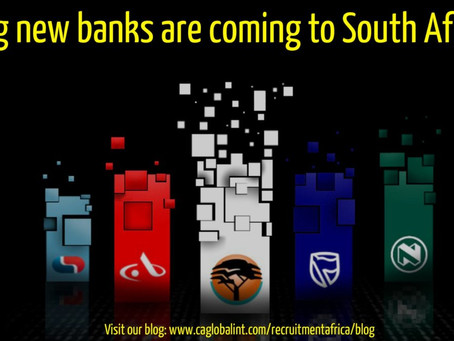 3 big new banks to enter South Africa by 2018