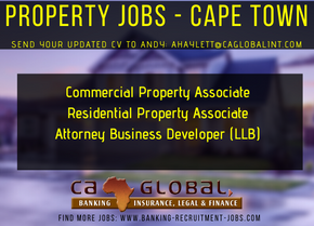 Cape Town Jobs with Andrea Haylett – Property Group Jobs