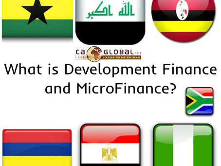 What is Africa's Development Finance and Microfinance Market?