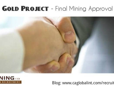 Gruyere Gold Project: Final Mining Approval Received