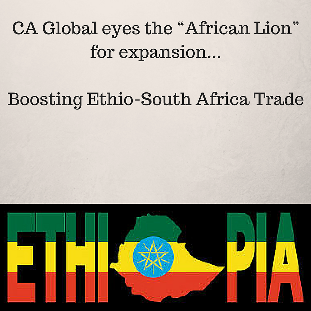 """CA Global eyes the """"African Lion"""" for expansion"""
