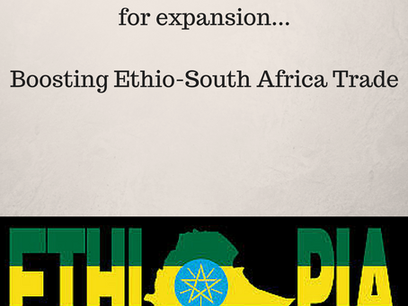 """CA Global eyes the """"African Lion"""" for expansion – Boosting Ethio-South Africa Trade"""
