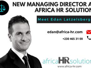 Meet Edan Latzelsberger: Africa HR Solutions new Managing Director