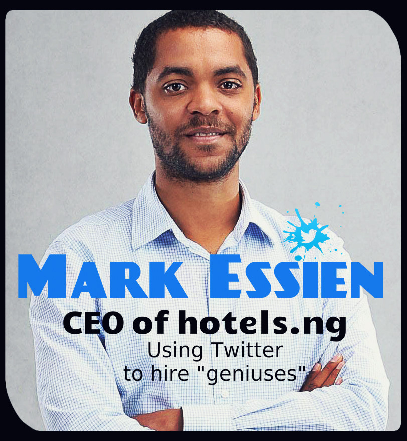 Africa Jobs_Mark Essien, Lagos-based Hotels