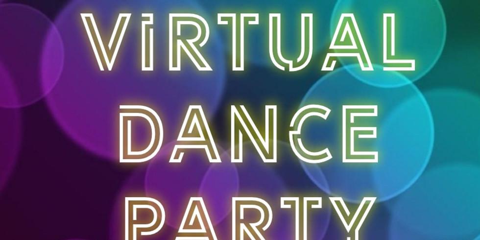 Virtual Dance Party | Latin Night