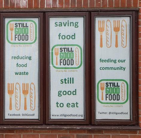 Still Good Food Shop Front 21