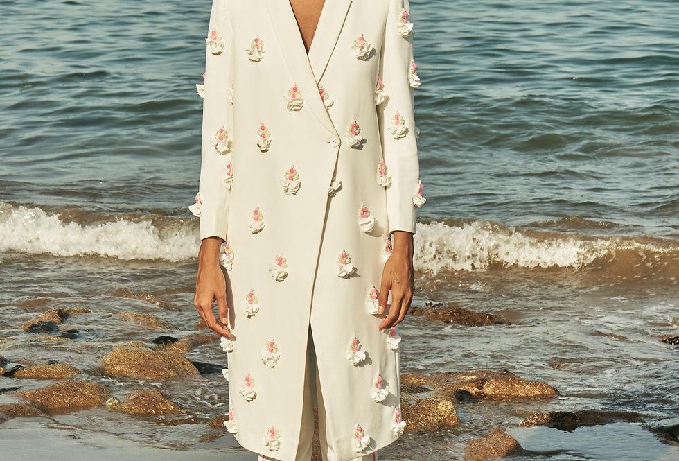 ROCKSTUD embellished pantsuit