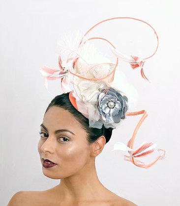 Flower Fascination Hat