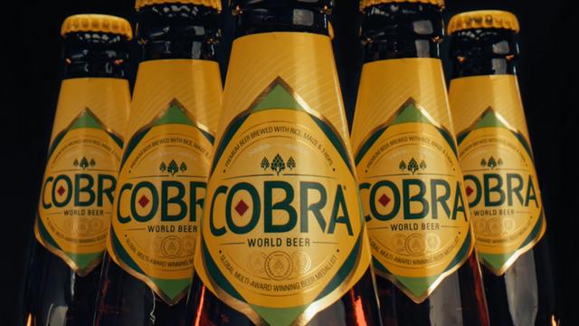 Cobra Beer / Cobra Collective Campaign