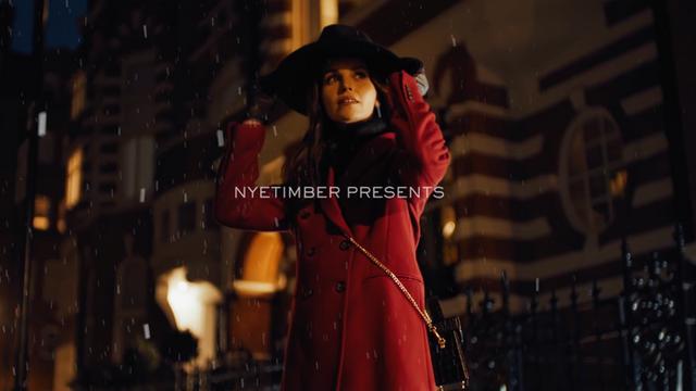 Nyetimber / Christmas Campaign