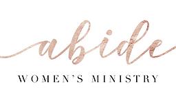 Abide Women's Ministry