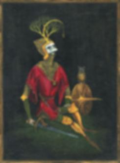 Давид Багдасарян художник,Молодость. Давид Багдасарян