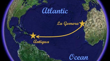 It's official! We are taking on the Atlantic in 2015.