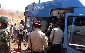 Bandits kill 2 FRSC officials, abduct 10 others