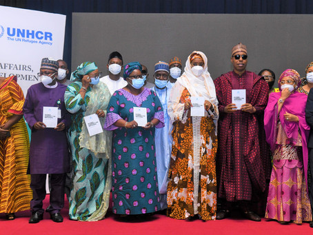 UNHCR affirms support to Nigeria in implementing its Global Compact on Refugees
