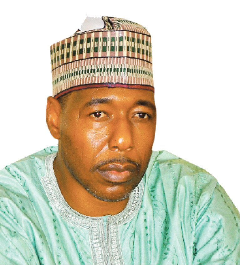 Gov Zulum urges communities to provide info to defeat Boko Haram