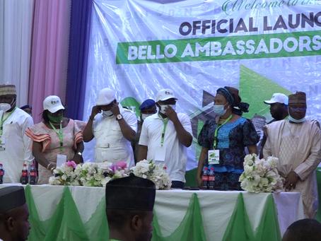 2023 Presidency: Bello Ambassadors Network launch organisation