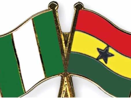 Ghana responds to hostility accusations from Nigeria, says they are baseless