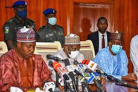 We must address the root causes of insurgency, N/East governors tell Buhari