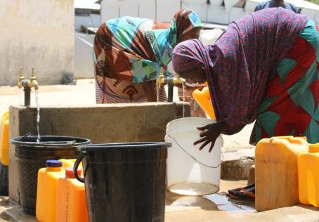 How IOM is promoting WASH among IDPs in Northeast Nigeria to contain COVID-19