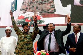 Sudanese gov't, armed groups sign final peace deal