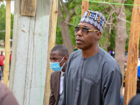Zulum wants low-cost housing for IDPs in Gwoza completed soonest to enable resettlement