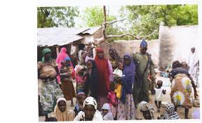 Nigerian Army hands over 778 women, children rescued from Darul-Salam terrorist's camp to 17 States
