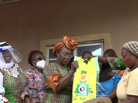 ECOWAS female forum provide relief, empowerment to FCT community to mitigate COVID-19 impact