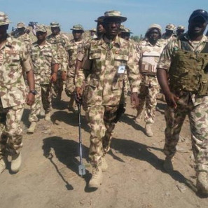 Boko Haram: Nigerian Military approach Cameroon for support