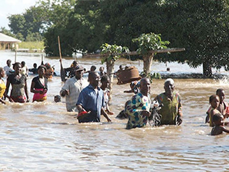 Nigerian communities, taking proactive measures to mitigate impact of impending floods