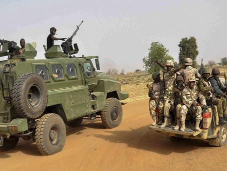 Nigerian Army troops eliminate 4 bandits, rescue 3 kidnapped victims in Nasarawa, Taraba